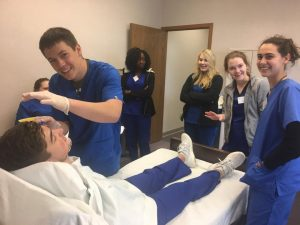 Certified Nursing Assistant Class | Davis Training Institute